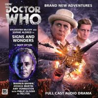 Doctor Who The Monthly Adventures 191: Signs and Wonders - Audio CD